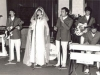 The Blue Brass at Elaine Mort's wedding, The White House Cannington 1968
